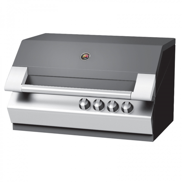 Barbecue Incasso Turbo Classic 4