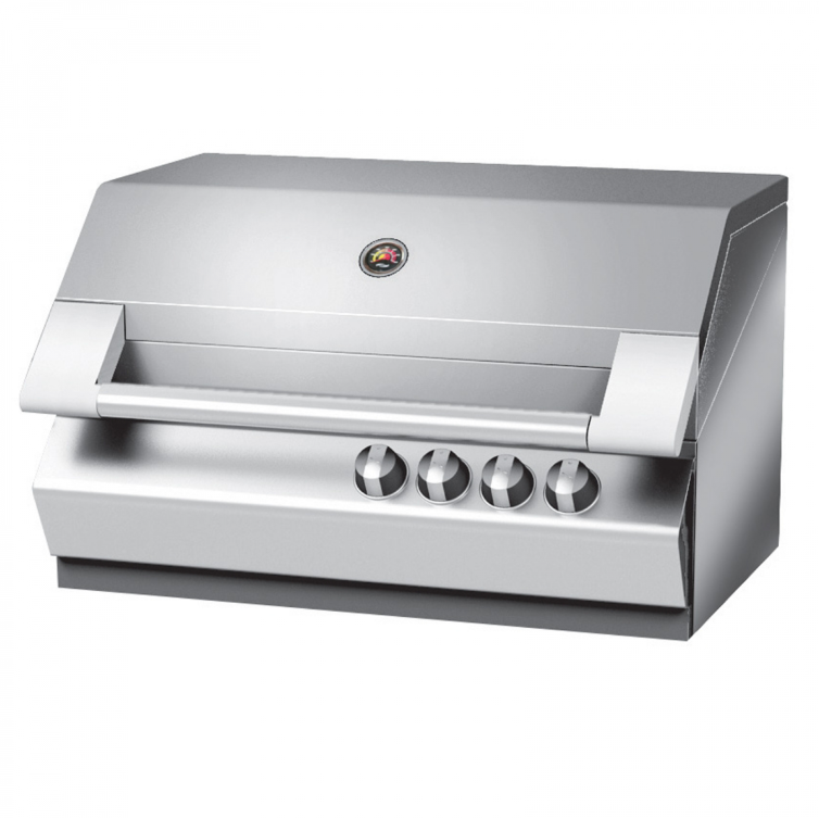 Barbecue Incasso Turbo Elite 4