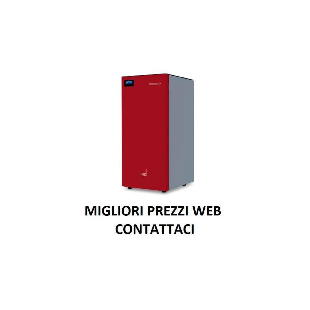Caldaia a pellet compact 35kw for Caldaia red compact 24