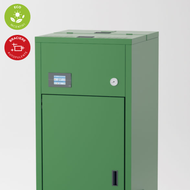 Caldaia Mary 20kw con kit sanitario