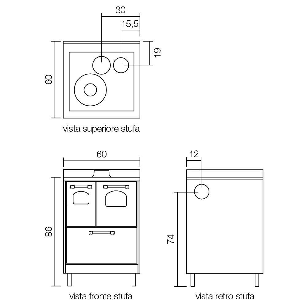 Moduli Cucina Componibile. Trendy Gallery Of Moduli Per Cucine ...