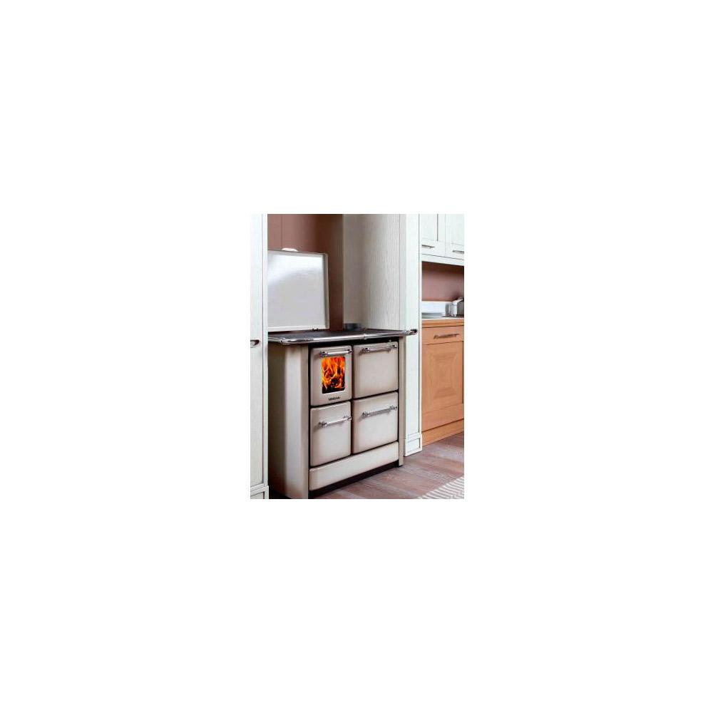 Cucina a Legna Lincar Serie GN 135 GNV Sole