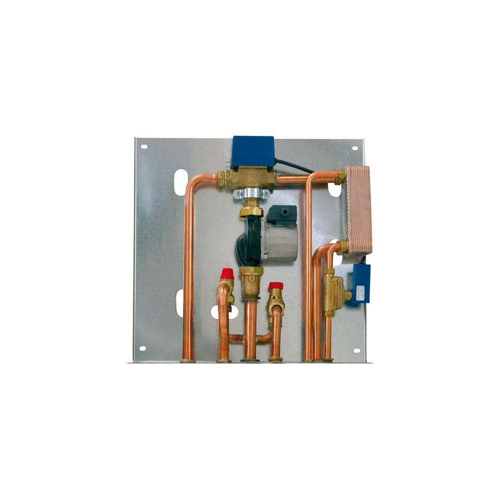 Kit v edilkamin per installazione termostufa o termocamino a legna - Installazione termocucina a legna ...