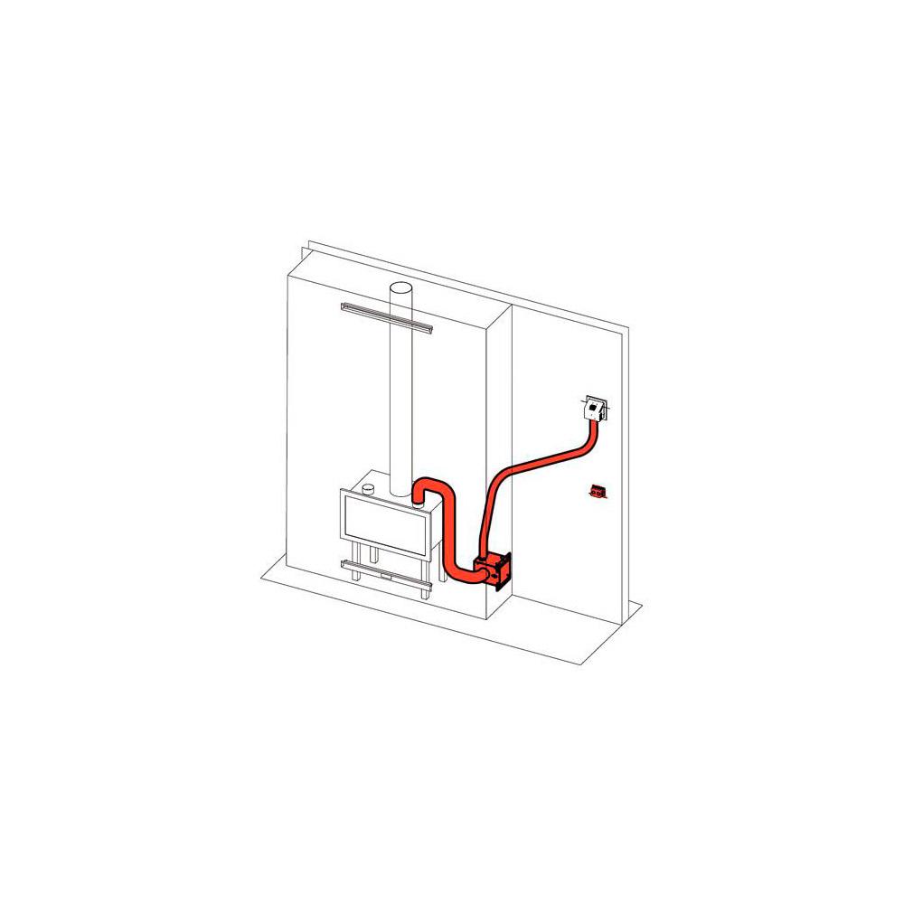 Kit Air Diffuser 1 Edilkamin