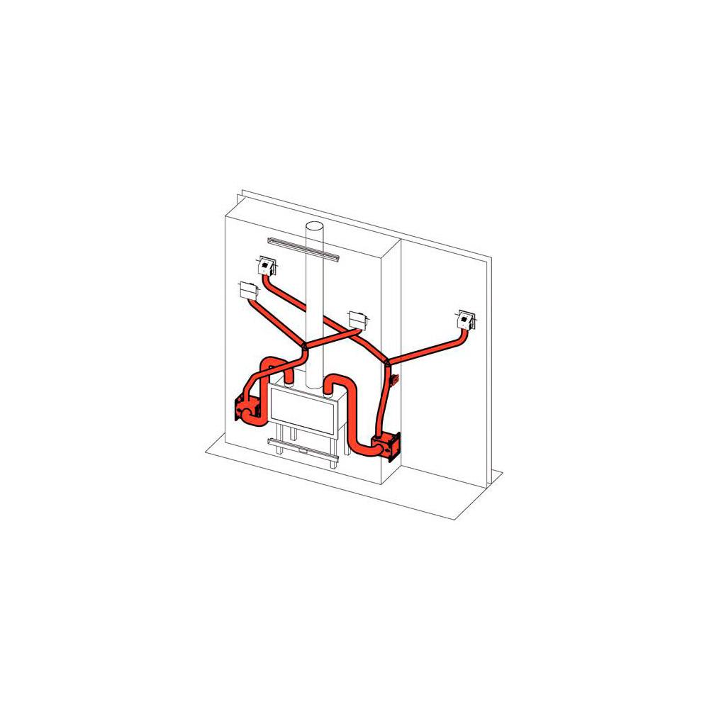 Kit Air Diffuser 2 Edilkamin