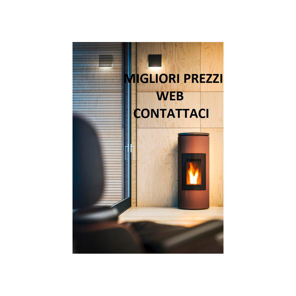Stufa a Pellet MCZ Mood 8 kw comfort air