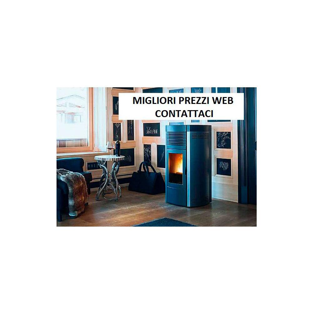 Stufa a Pellet MCZ Musa comfort air 12 - 2016