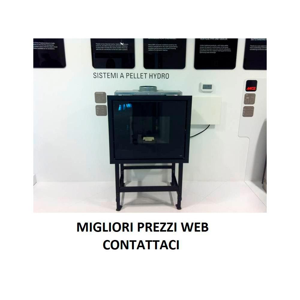 Termocamino a Pellet MCZ Vivo 80 Hydro 16,9 kw