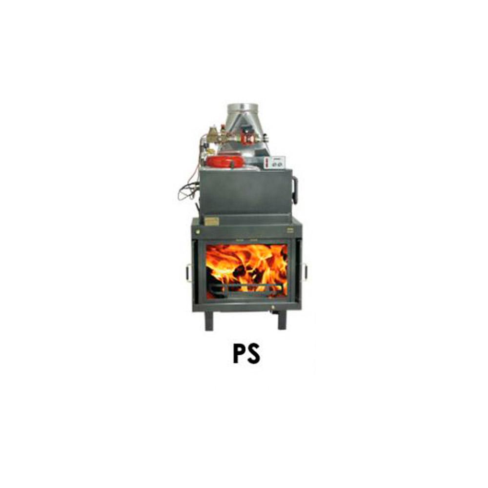 Termocamino legna pellet eta kamini ps easy fire for Eta caldaie legna