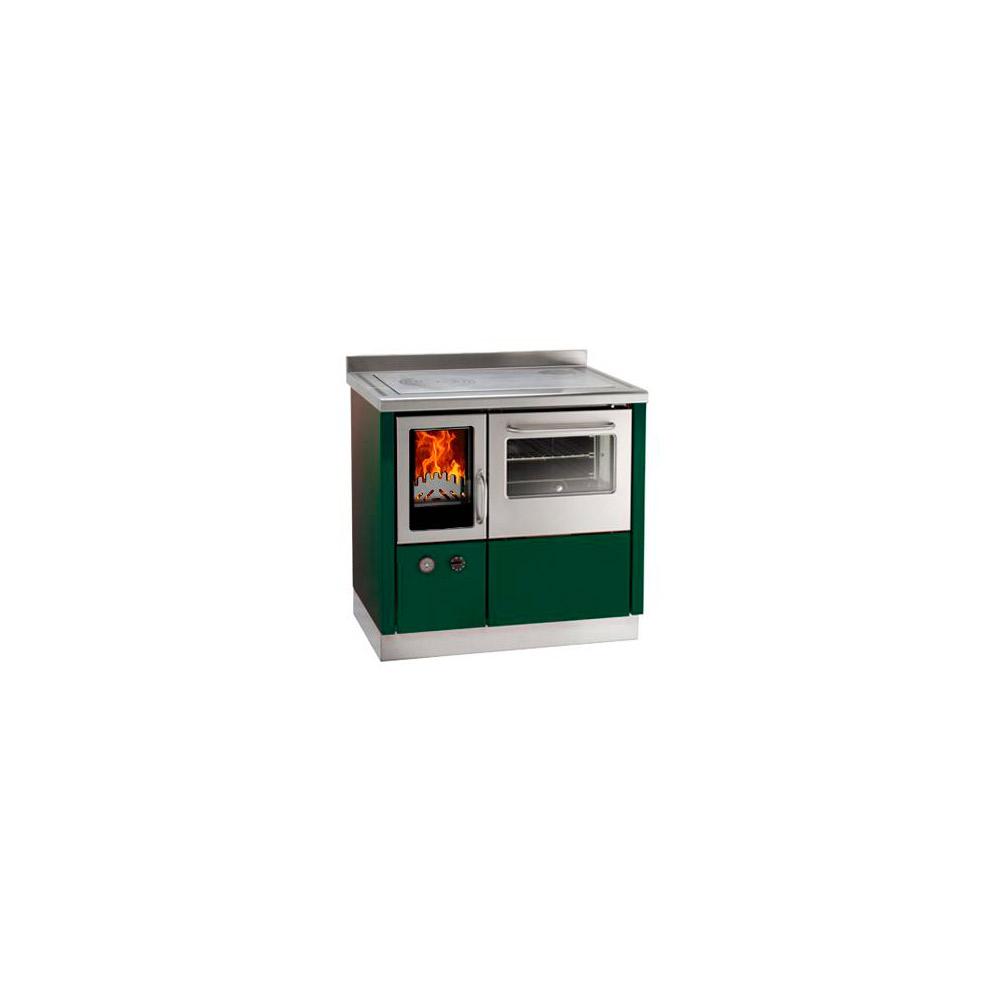 Termocucina a Legna De Manincor FKA 900   De Manincor   a Legna   cucine e  termocucine a legna   Trulli legna e camini - Termostufe - Caldaie a pellet  ...