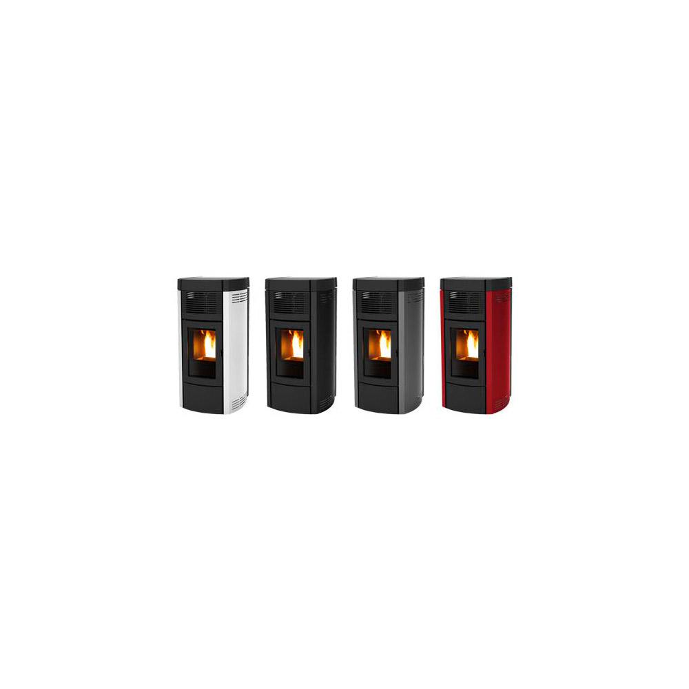 termostufa a pellet mcz musa hydromatic 24