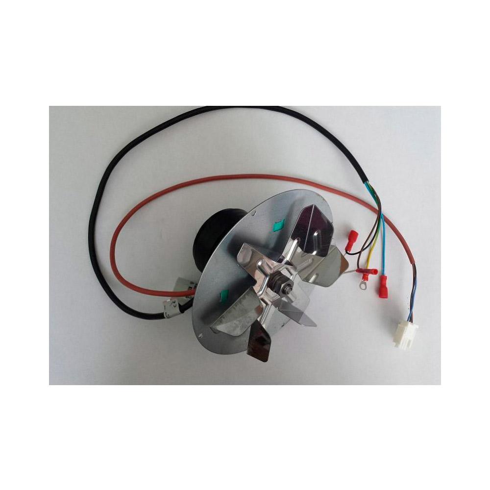 Ventilatore fumi diametro 80 dz for Stufe a pellet dz